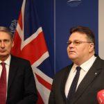 L. Linkevičius: būsimiems imigrantams Britanijoje gali būti sunkiau