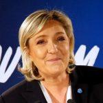 Prancūzijos prezidente tapus Le Pen, šalis gali išstoti iš euro zonos