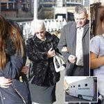 Pasimetę nužudytos Katie Rough tėvai paleidžia 200 balionų, paminėdami jos gyvenimą per aštuntąjį gimtadienį
