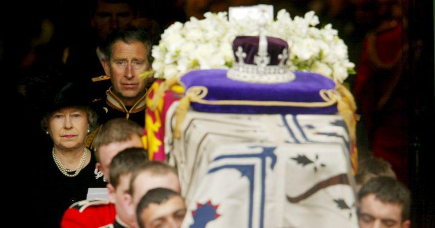 Britanija po Elžbietos II: scenarijus karalienės mirties atveju jau sukurtas