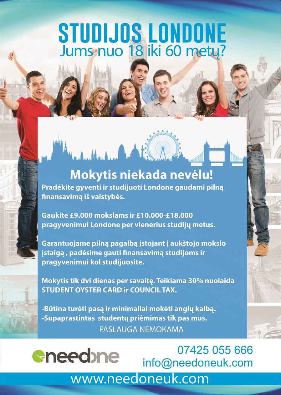 Vyriausybė patvirtina ES studentų finansavimą 2018-2019 metams
