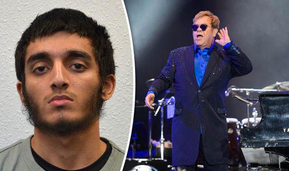 Londono teismas kalėjimo iki gyvos galvos bausmę skyrė 19 metų islamistui, planavusiam išpuolį per E. Džono koncertą