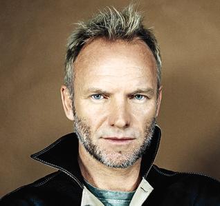Britų muzikantas Stingas su prestižiniu apdovanojimu gautą premiją skyrė pabėgėliams